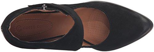 Corso Como Women's Bonsai Boot Black Split Suede 2rpAvT
