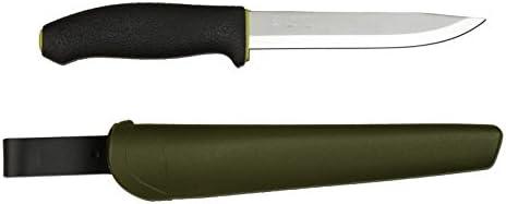 Morakniv Allround 748MG Fixed Blade Knife with Sandvik Stainless Steel Blade