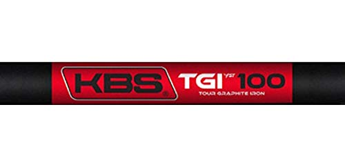 KBS TGI Tour 100 Graphite Iron Golf Shaft .355 Taper (Choose Length) (39.0