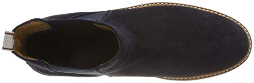 Casey Femme Boots Bleu G69 Gant Chelsea marine dZOHy7dqw