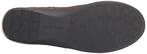 Boot Women's Aravon Brown AR Anstice n1wg0qxP4
