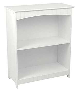 Kidkraft Nantucket 2-shelf Bookcase – White