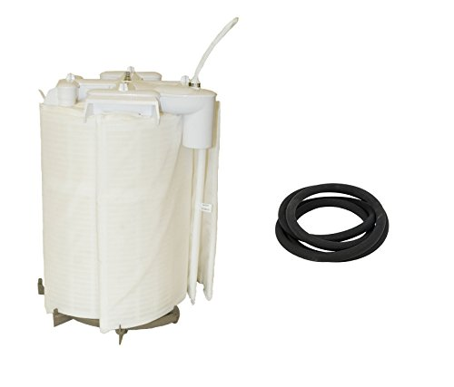 DEX3600DC Replacement Pool Filter Element Cluster With O-Ring DX2400K