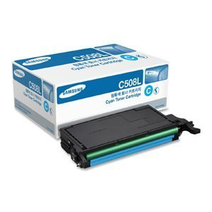 Samsung Toner Cartridge. CYAN TONER FOR CLP-620ND CLP-670ND 4K HIGH YIELD L-SUPL. Cyan - Laser - 4000 Page