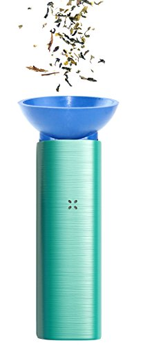 Skywin Funnel for Pax 3 and Pax 2 - Quickly and Easily Pack Your Pax with The Perfect Amount of herb and Less Mess (Blue Rubber)