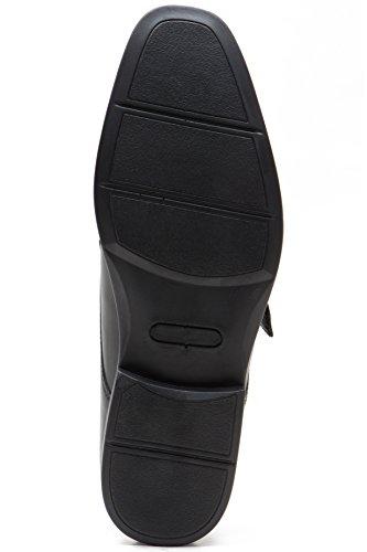 Red Tape Mens Brunton Black Formal Shoe