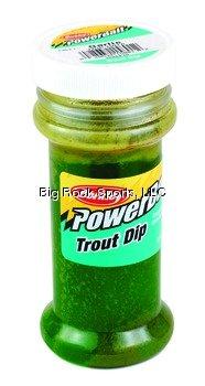 Berkley TDIP-GRLC PowerBait Trout Dip, Garlic Mint, 5-Ounce, Outdoor Stuffs