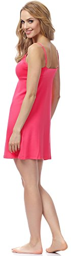 Merry Style Camisón para Mujer MSFX995 Frambuesa