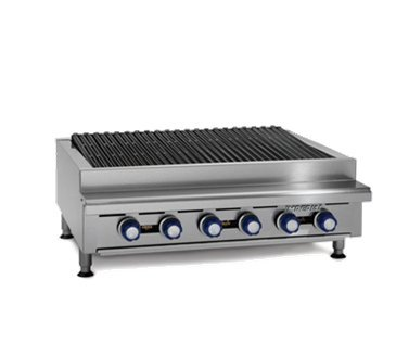 Imperial IRB-60 Charbroiler ()