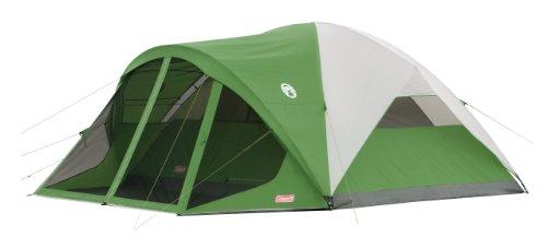 Coleman Evanston 8 Screened Tent, Outdoor Stuffs