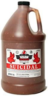 product image for Frank & Teressa's Anchor Bar Wing Sauce-Suicide Gallon
