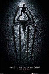 Spiderman Wall Crawler Marvel Superhero Movie Poster