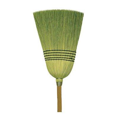 (O-Cedar 6107-6 Janitor 100% Corn Broom [Set Of 6] Size: 53.5