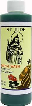 7姉妹の新しいOrleans Bath 気質アップ and床wash- St 8oz B01HSI6U1O セール 登場から人気沸騰 Jude