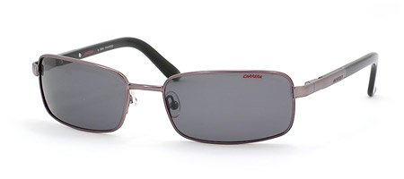 CARRERA PHANTIC PHANTIC 1/U/S MM7P MM7PRA GUNMETAL METAL GRAY POLARIZED LENS SUNGLASSES SHADES