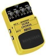 Behringer UC200 4033653052177 - Pedal de efecto chorus para guitarra