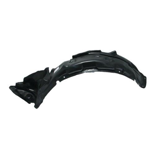 CarPartsDepot 378-20229-11 Front Fender Liner Splash Shield Driver Left Side HO1248102