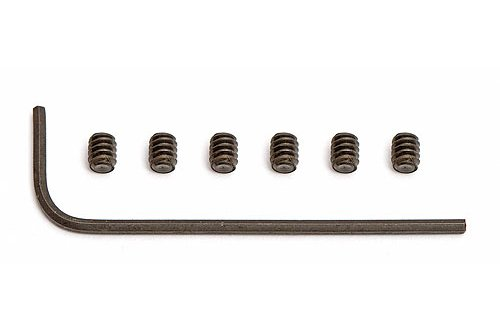 "Team Associated 6951 4-40 x 1/8"" Socket Screw with Allen Wrench"