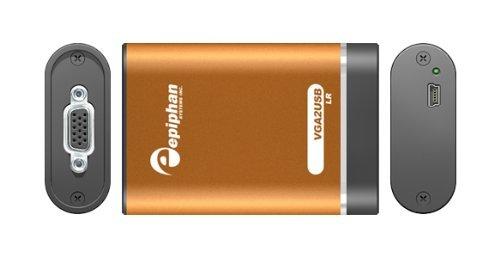 Epiphan Vga2usb Lr VGA to USB Converter, Frame Grabber