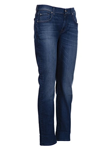 7 SDLU800ZF Coton For Jeans All Femme Bleu Mankind rwr7Rqp