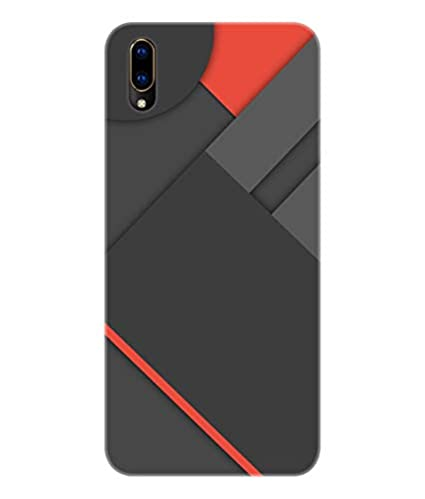timeless design f20e5 458f8 Gismo Vivo V11 Pro Back Cover/Vivo V11 Pro Back Case/Soft Silicon (Rubber)  Printed Designer Premium Back Case Cover for Vivo V11 Pro