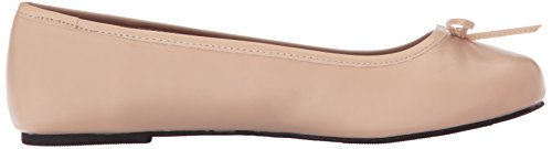 Pink Leather Cream Label 13 EU ANNA 01 UK 46 Faux Pleaser dngaAd