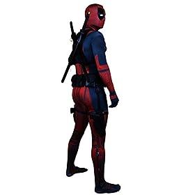 - 31dxqfq3MJL - Hacostumes Unisex Superhero Lycra Spandex Zentai Halloween Cosplay Costumes Adult/Kids 3D Style