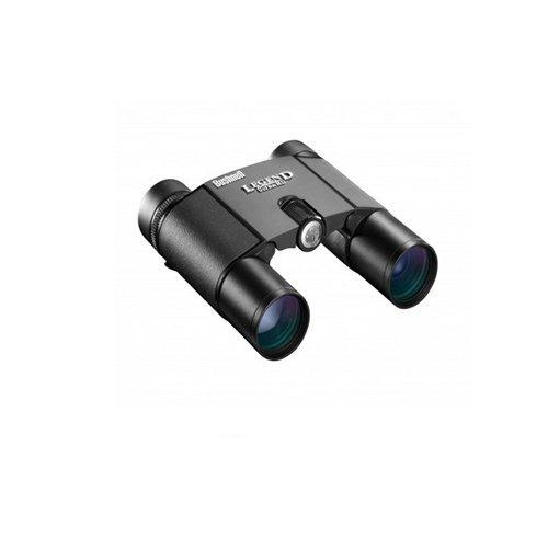 Bushnell Legend Ultra HD Compact Folding Roof Prism Binoculars, 10 x 25-mm, Black (Renewed)