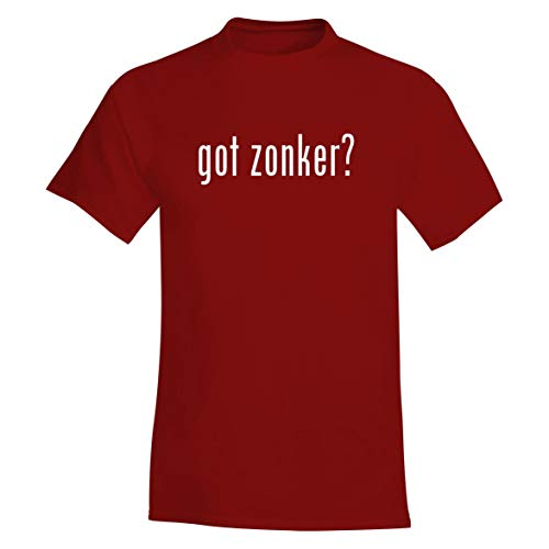 got Zonker? - A Soft & Comfortable Men's T-Shirt, Red, Small