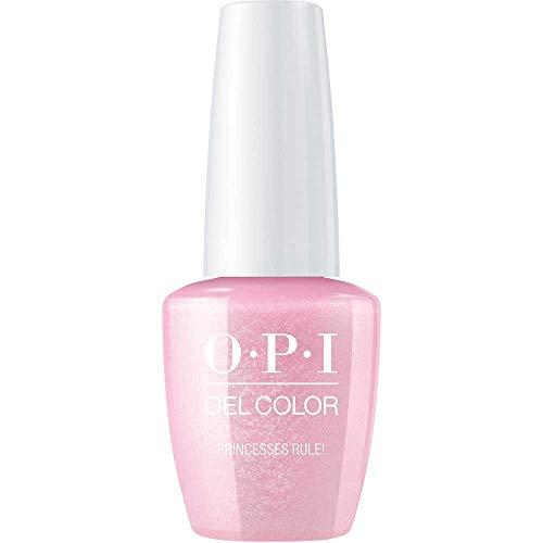 (OPI GelColor, Princesses Rule!, 0.5 Fl. Oz. gel nail polish)