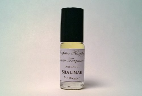 Professor Kingsley's Impression of Shalimar for Women. Concentrated Fragrance Oil. (1/6 oz Concentrated Roll On)