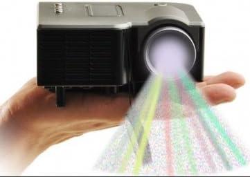 Tanzimarket - Proyector LED UC20 alta calidad Todo en Uno Mini ...