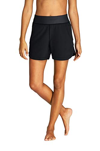 Lands' End Women's Comfort Waist 5