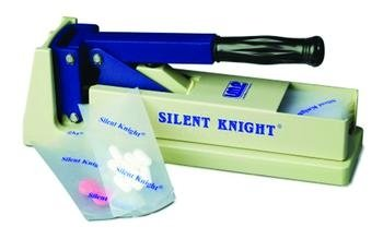Silent Knight Crushing Pouches - 1 box (1000 Each) by LINKS MEDICAL PRODUCT