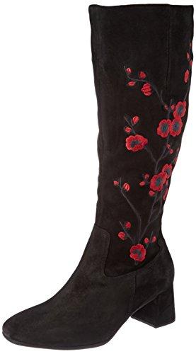 Gabor Schwarz Shoes Noir Femme 17 Rot Basic Bottes Gabor 50qUw5