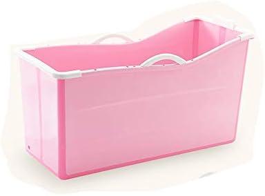 シンプルな折りたたみ風呂バレルホームバスバレル大人のポータブル旅行プラスチック浴槽大人の浴槽