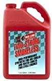 Red Line 40905 2-Stroke Smokeless Oil, 1 Gallon, 1 Pack
