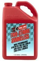 (Red Line 40905 2-Stroke Smokeless Oil, 1 Gallon, 1 Pack)