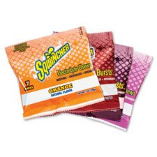 Sqwincher Electrolyte Chews, Fortified Energy Burst Pouch, Pink Lemonade Flavour 010374-PL (Pack of 96)
