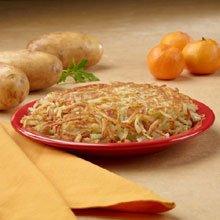 Naturally Potatoes Shredded White Potato, 5 Pound - 4 per case.
