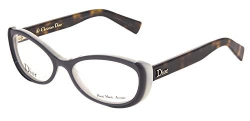 DIOR Eyeglasses 3245 0T70 Gray 51MM - Frame Cd Dior Eyeglasses Christian