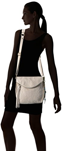 The Bag Sak Floral Stone Embossed Crossbody Silverlake a4awrq