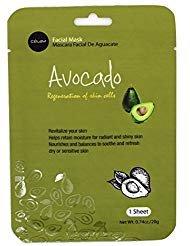 Expert choice for avocado facemask