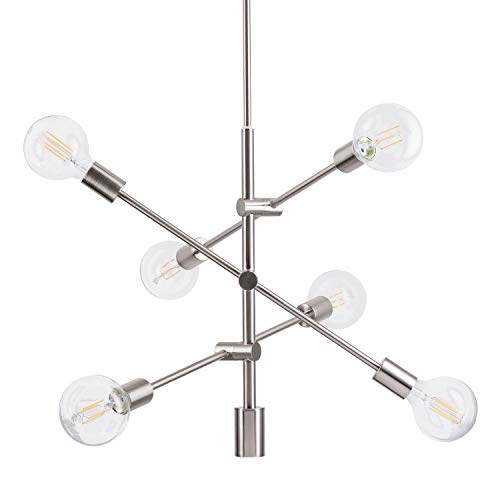 Led Chandelier Light Fixtures in US - 9