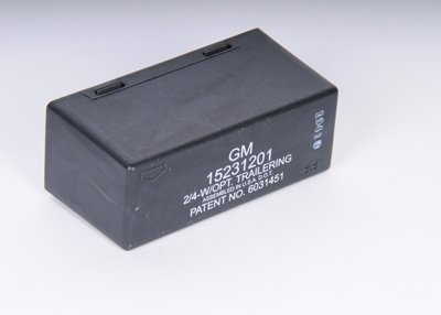 ACDelco 15231201 GM Original Equipment Hazard Warning and Turn Signal Flasher