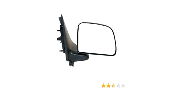 AutoDN Left and Right Manual Black Side Mirror For 1993-1997 FORD RANGER