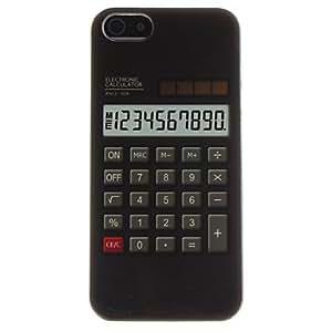 ZXM-Estuche rígido calculadora patrón de alta calidad para el iphone 5/5s