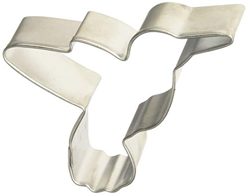 R&M Hummingbird 3 Cookie Cutter in Durable, Economical, Tinplated Steel