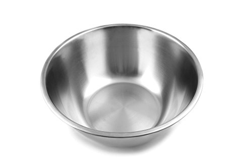 Fox Run 7330, Large Mixing Bowl, 10.75-Quart,Stainless Steel