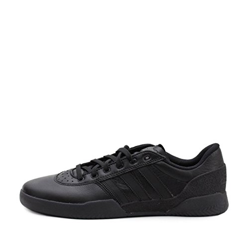 - adidas Skateboarding Men's City Cup Core Black/Core Black/Gold Metallic 10.5 D US